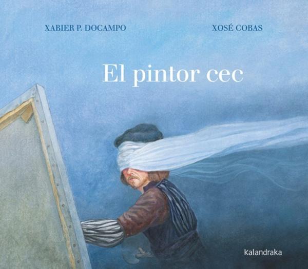 Imatge de la portada del llibre El pintor cec