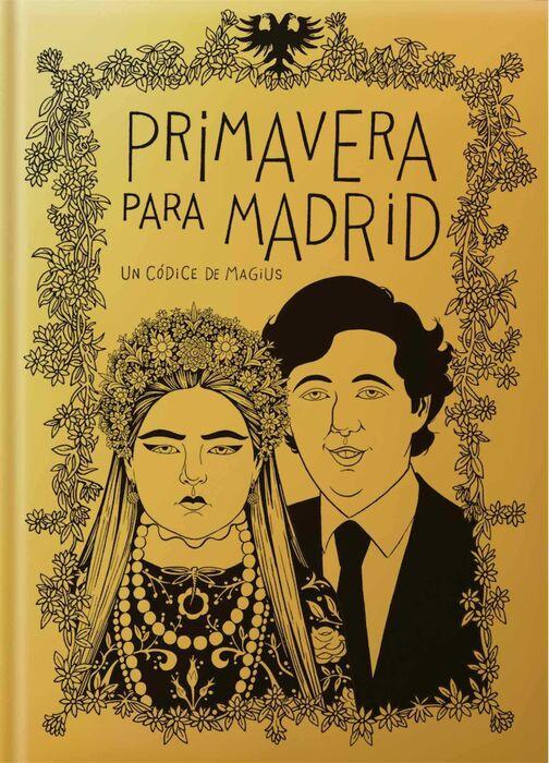 Imatge de la portada del llibre Primavera para Madrid