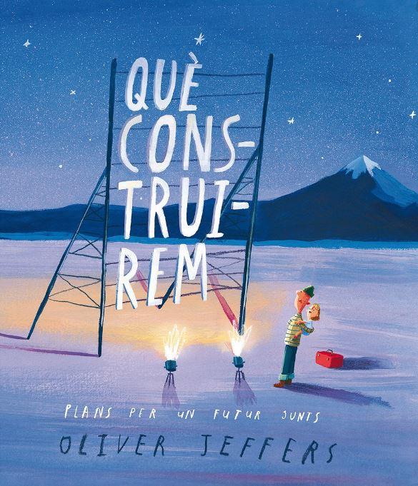Imatge de la portada del llibre Què construirem
