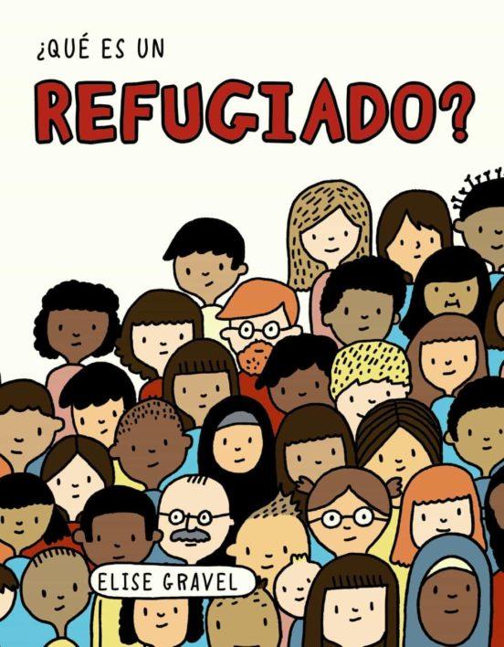 Imatge de la portada del llibre Refugiado