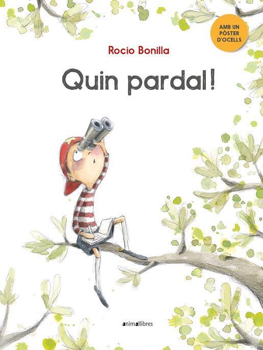Imatge de la portada del llibre Quin pardal!