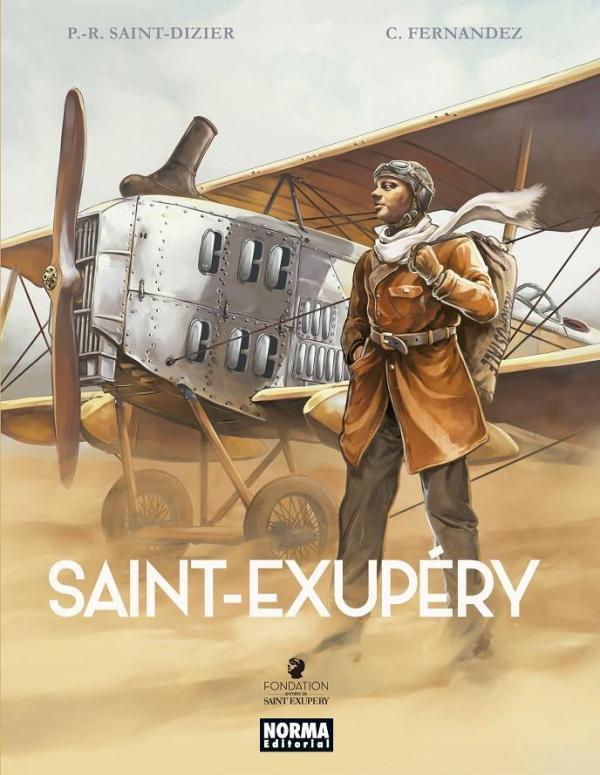 Imatge de la portada del llibre Saint-Exúpery