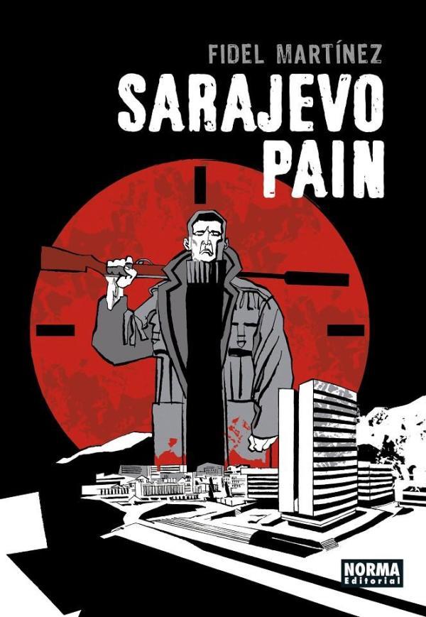 Imatge de la portada del llibre Sarajevo Pain