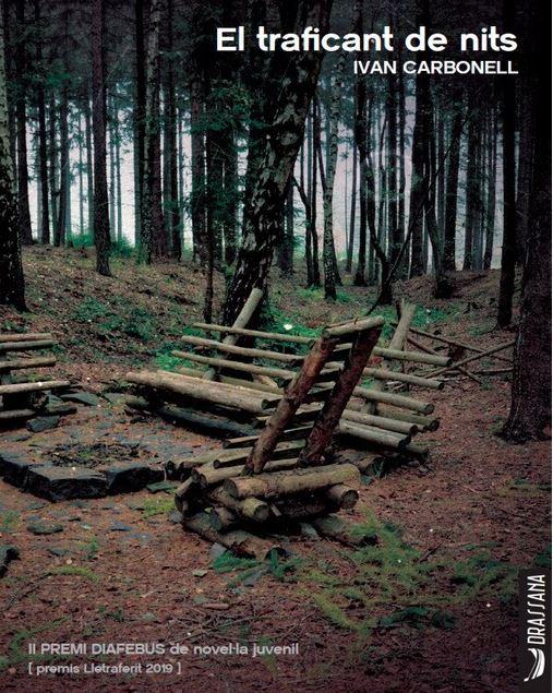 Imatge de la portada del llibre El traficant de nits