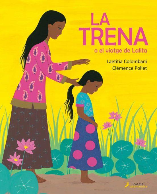 Imatge de la portada del llibre La trena
