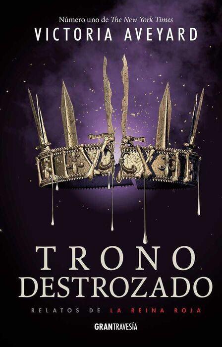 Imatge de la portada del llibre Trono destrozado