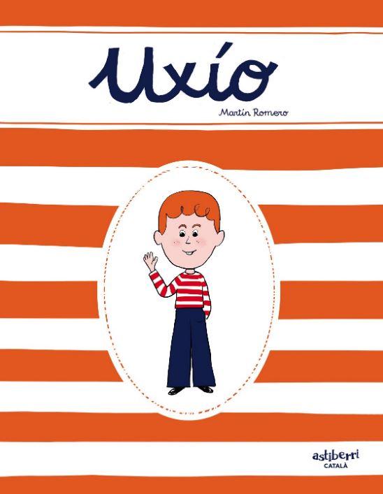 Imatge de la portada del llibre Uxío