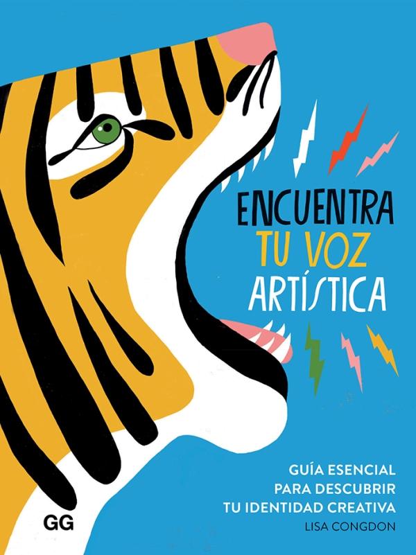 Imatge de la portada del llibre Encuentra tu voz artística