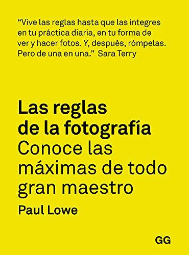 Imatge de la portada del llibre Las reglas de la fotografia