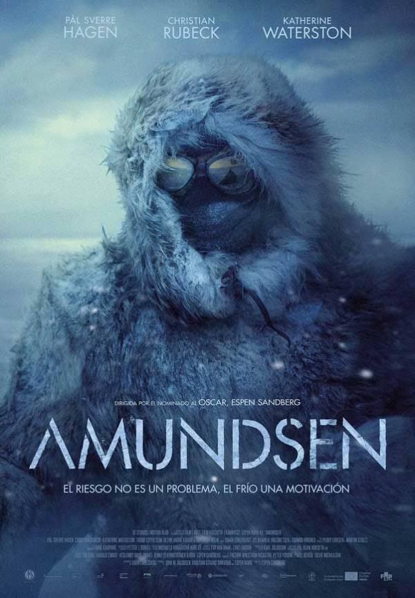 Imatge del cartell de la pel·lícula Amudsen