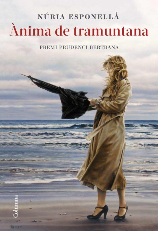 Imatge de la portada de la novel·la Ànima de tramunana