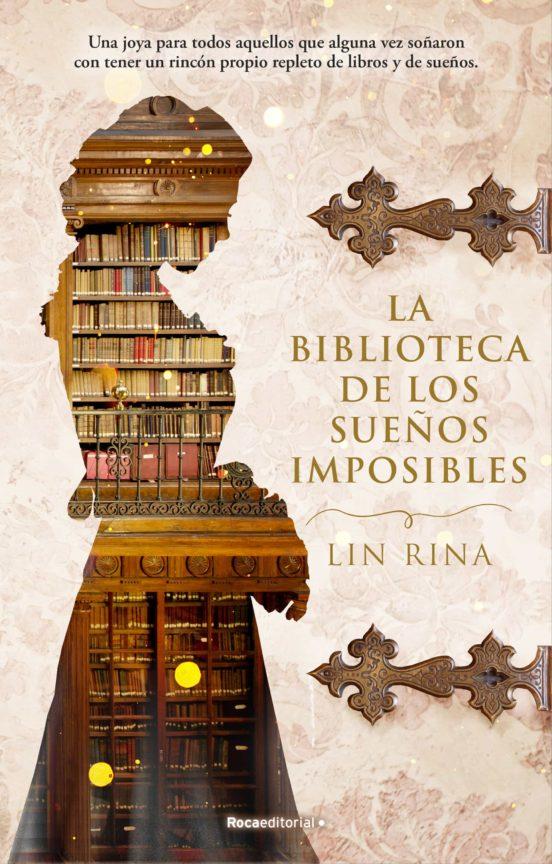 Imatge de la portada de la novel·la La biblioteca de los sueños imposibles