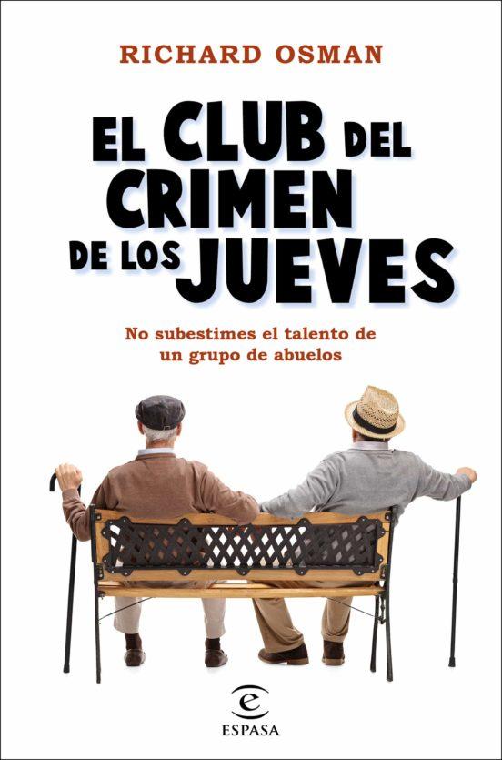 Imatge de la portada de la novel·la El club del crimen de los jueves