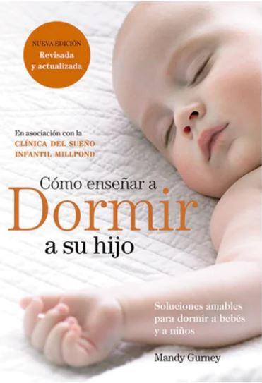 Imatge de la portada del llibre Cómo enseñar a dormir a su hijo