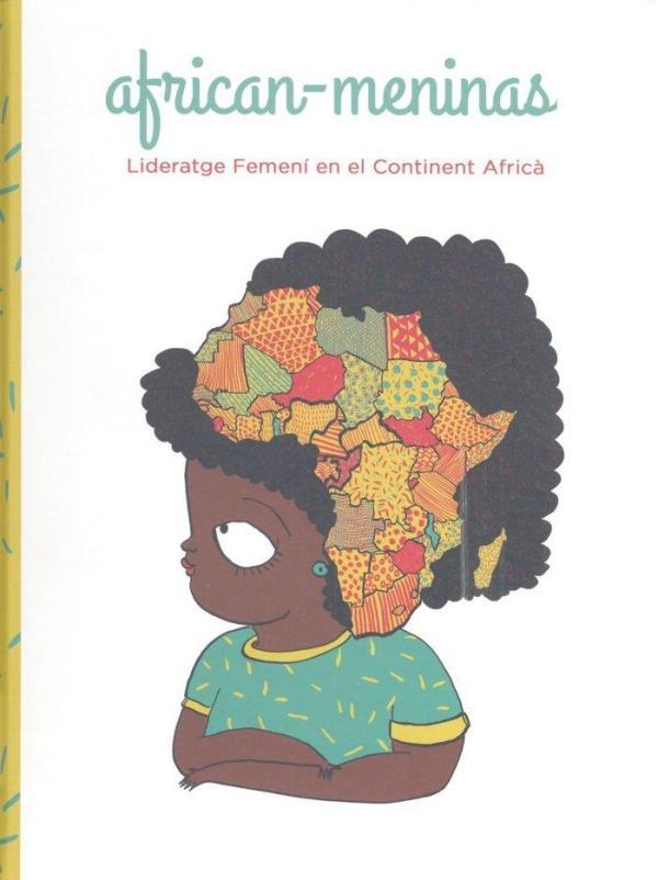Imatge de la portada del llibre African-meninas