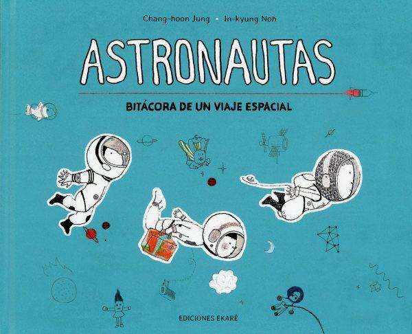 Imatge de la portada del llibre Astronautas