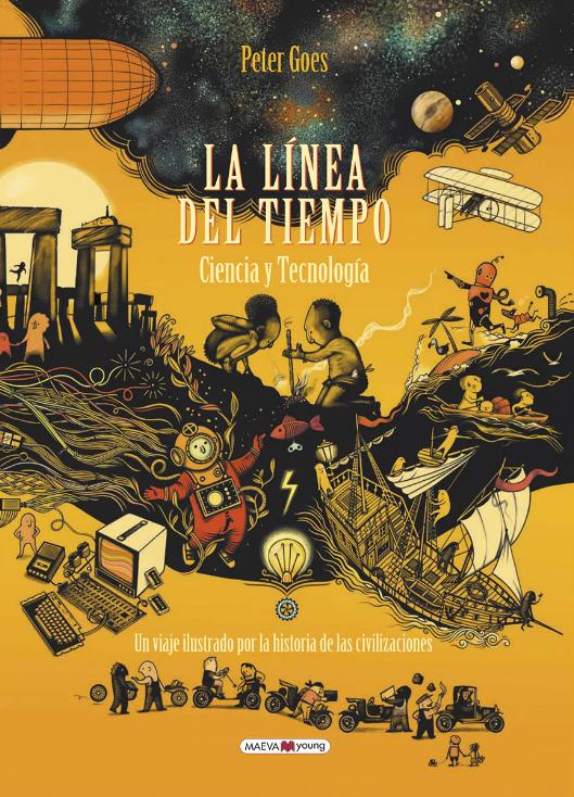 Imatge de la portada del llibre La línea del tiempo