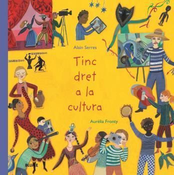 Imatge de la portada del llibre Tinc dret a la cultura