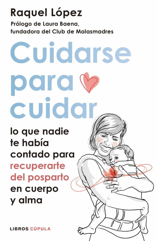 Imatge de la portada del llibre Cuidarse para cuidar