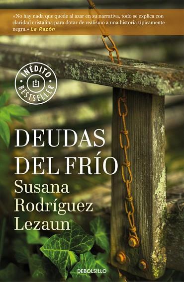 Imatge de la portada de la novel·la Deudas del frío