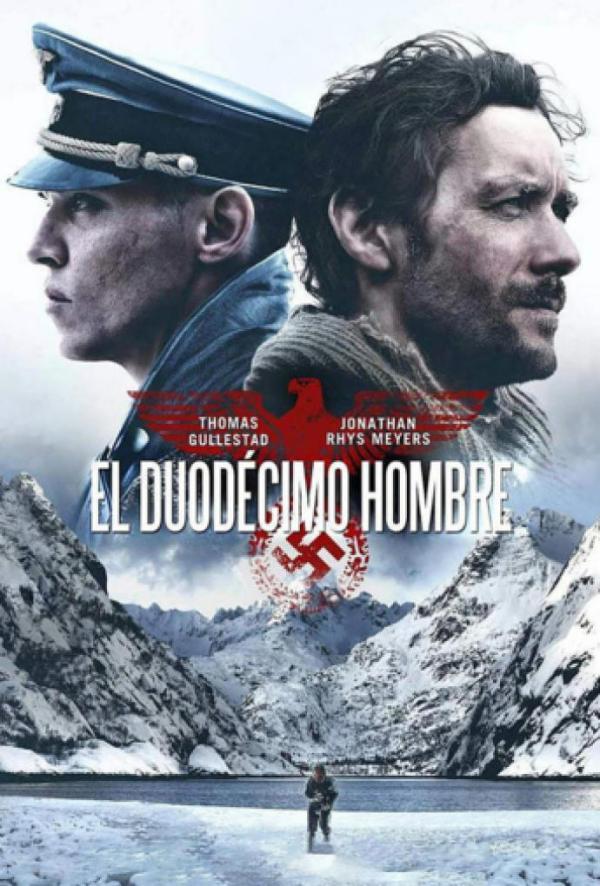 Imatge del cartell de la pel·lícula El duodécimo hombre