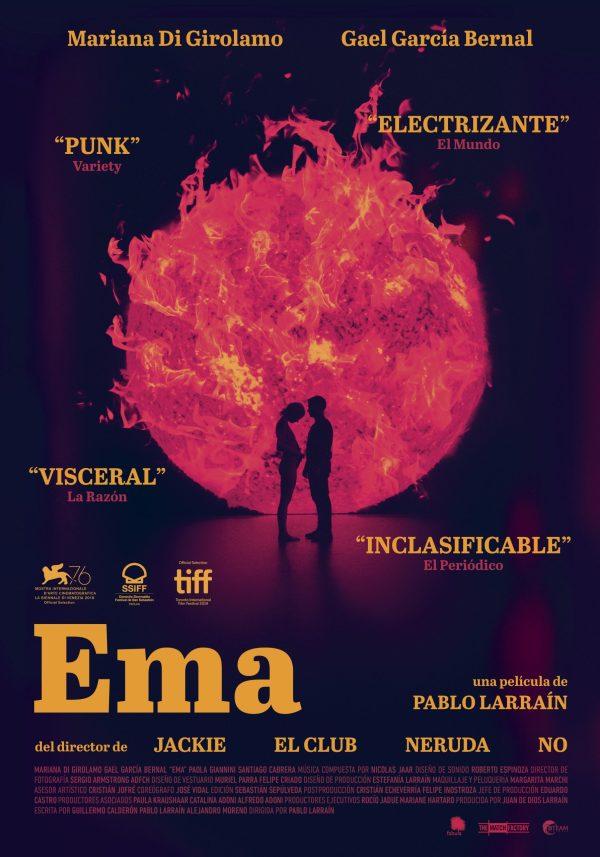 Imatge del cartell de la pel·lícula Ema