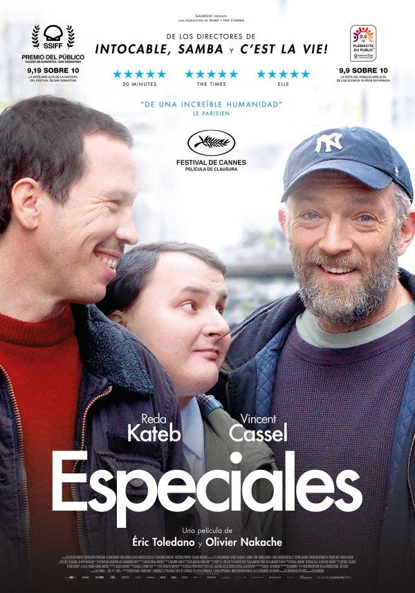 Imatge del cartell de la pel·lícula Especiales