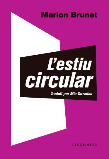 Imatge de la portada de la novel·la L'estiu circular