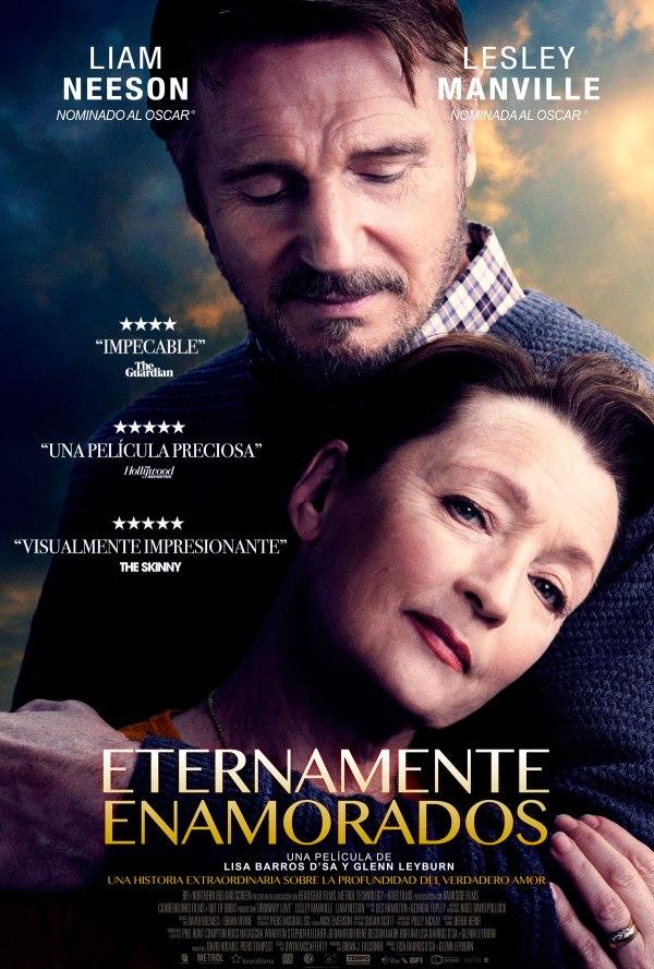 Imatge del cartell de la pel·lícula Eternamente enamorados