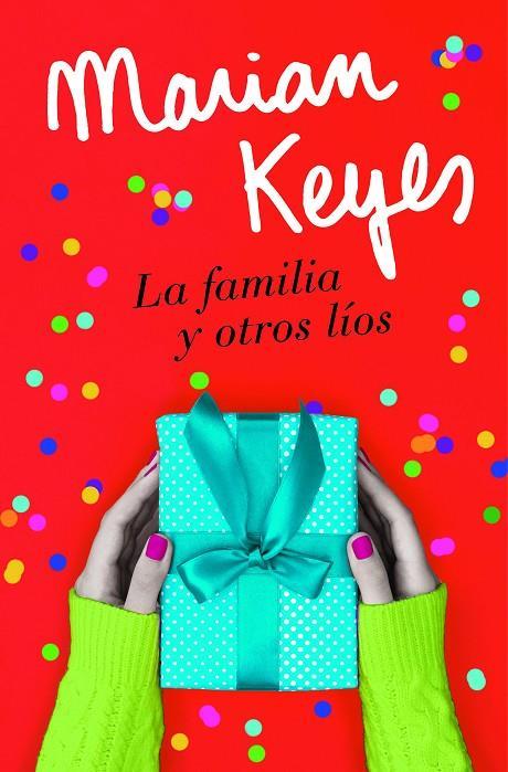 Imatge de la portada de la novel·la La familia y otros líos