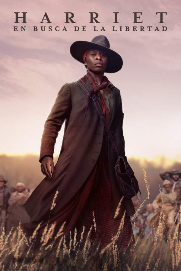 Imatge del cartell de la pel·lícula Harriet