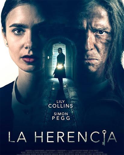 Imatge del cartell de la pel·lícula La herencia