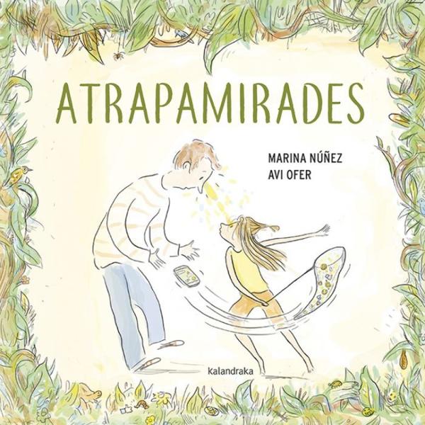 Imatge de la portada del llibre Atrapamirades