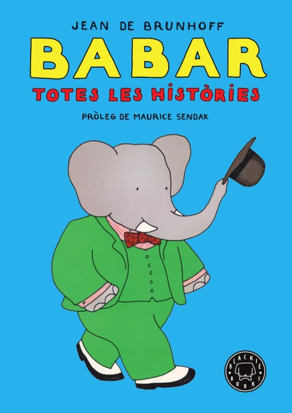 Imatge de la portada del llibre Babar
