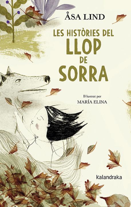Imatge de la portada del llibre Les històries del llop de sorra