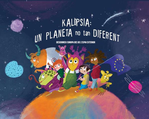 Imatge de la portada del llibre Kalòpsia