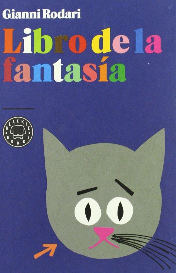Imatge de la portada del llibre Libro de la fantasia