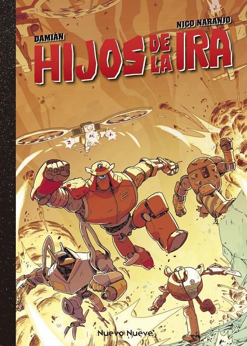 Imatge de la portada del llibre Hijos de la ira