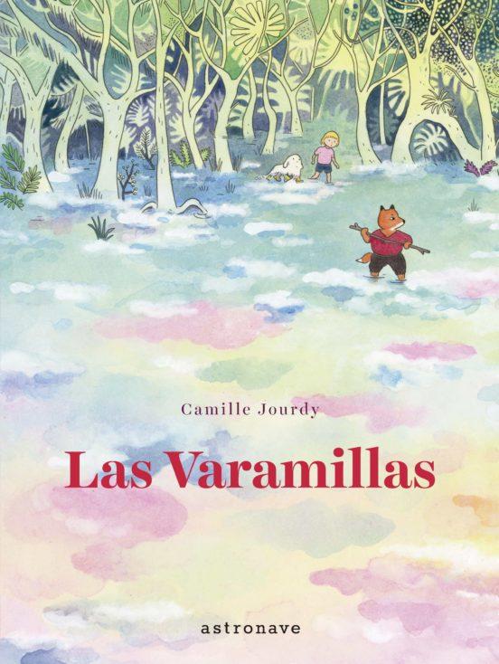Imatge de la portada del llibre Las varamillas
