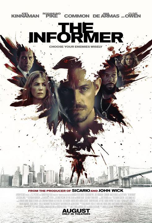 Imatge del cartell de la pel·lícula The informer