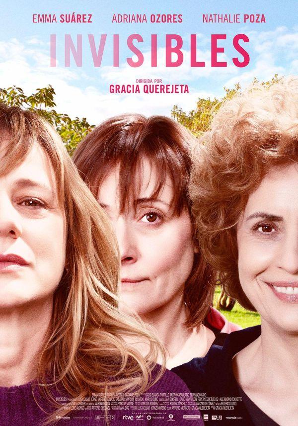 Imatge del cartell de la pel·lícula Invisibles