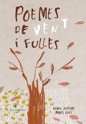 Imatge de la portada del llibre Poemes de vent i fulles