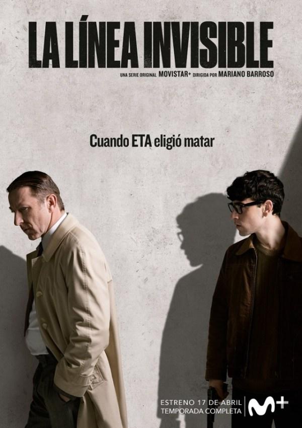 Imatge del cartell de la pel·lícula La línea invisible