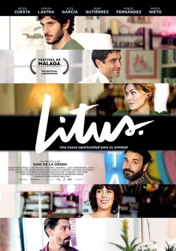 Imatge del cartell de la pel·lícula Litus