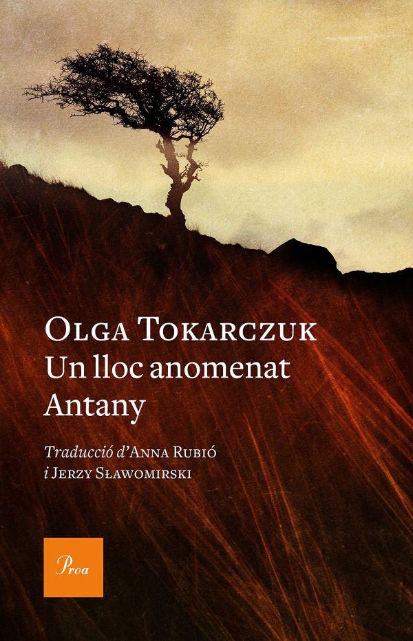 Imatge de la portada de la novel·la Un lloc anomenat Antany