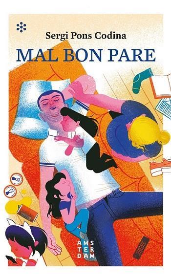 Imatge de la portada de la novel·la Mal bon pare