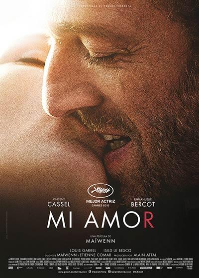 Imatge del cartell de la pel·lícula Mi amor