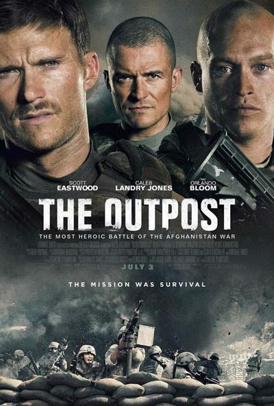 Imatge del cartell de la pel·lícula The outpost