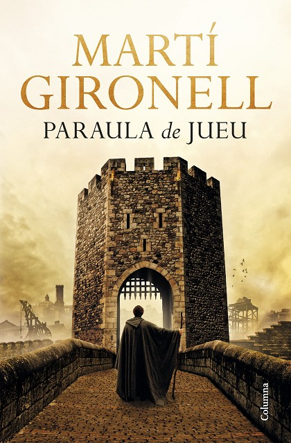 Imatge de la portada de la novel·la Paraula de jueu