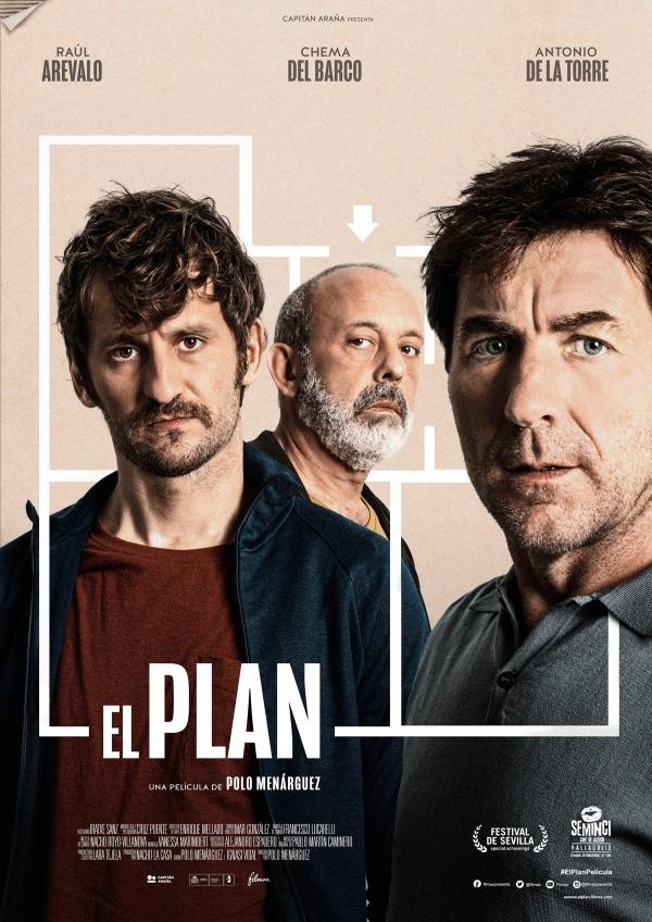 Imatge del cartell de la pel·lícula El plan